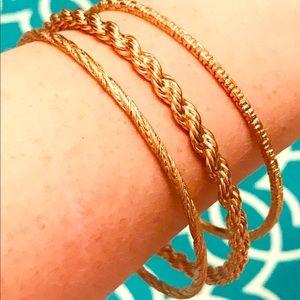Jewelry - Kendra Scott bangle bracelets.